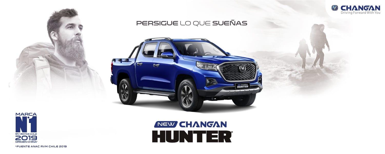 New Hunter 4X2 Comfort MT